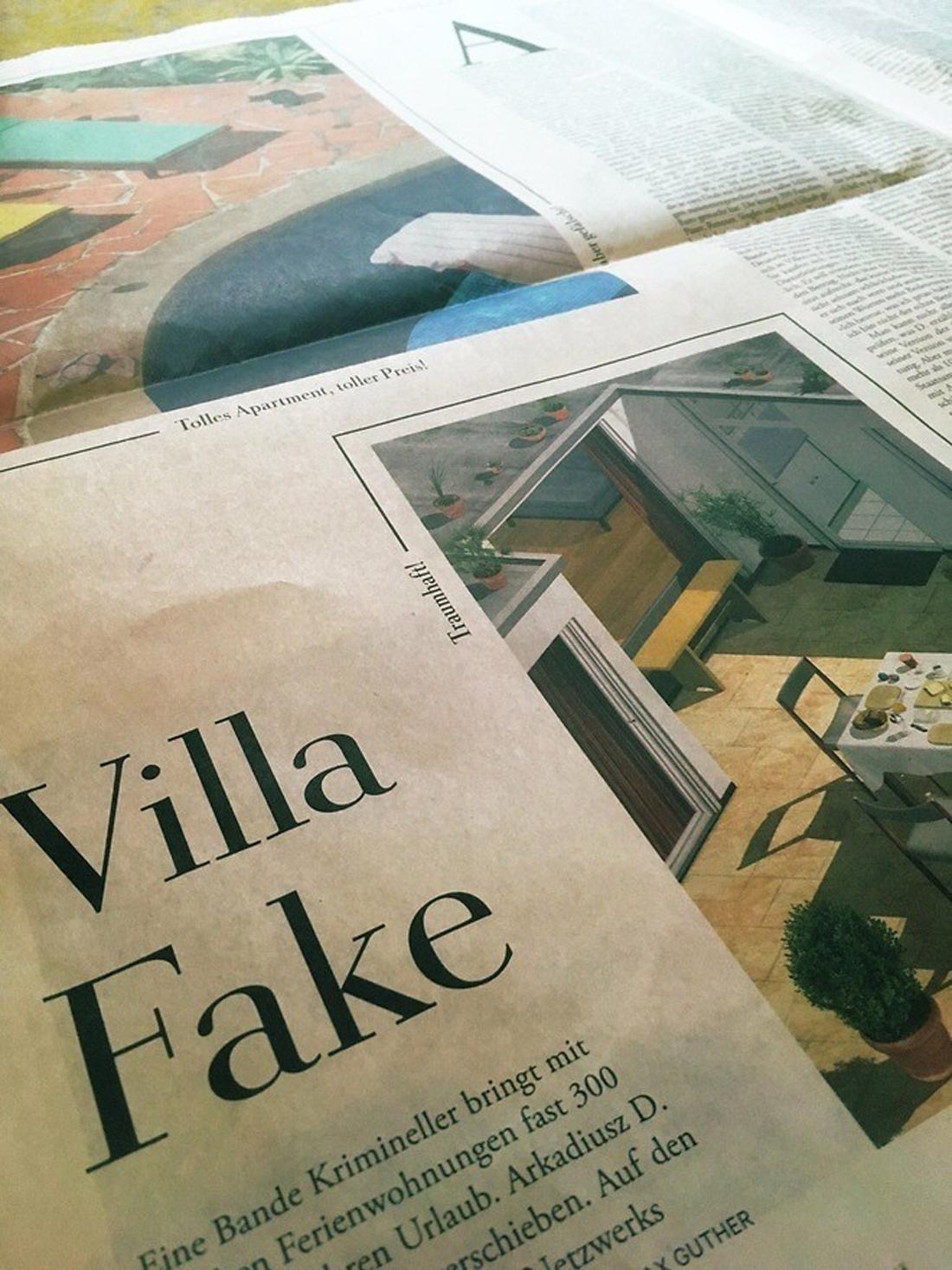 Villa Fake